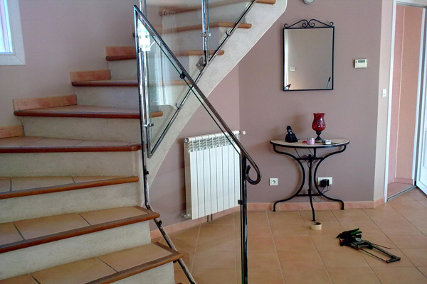 garde corps en fer et verre canet ferstyle vous pr sente ses cr ations. Black Bedroom Furniture Sets. Home Design Ideas